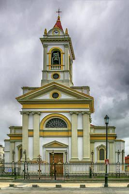 Photograph - Sacred Heart Cathedral by John Haldane