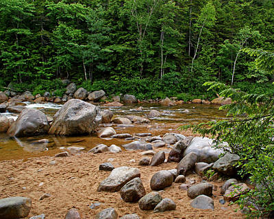 Photograph - Sacred Meeting Of Water And Stone by Lynda Lehmann
