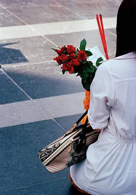 Photograph - Sacred Moment by Shaun Higson