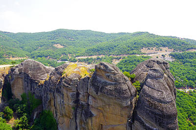 Sacred Mountains Original by MJ Tibor