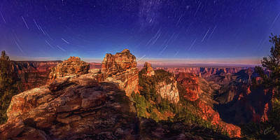 Photograph - Sacred Passage by ABeautifulSky Photography by Bill Caldwell
