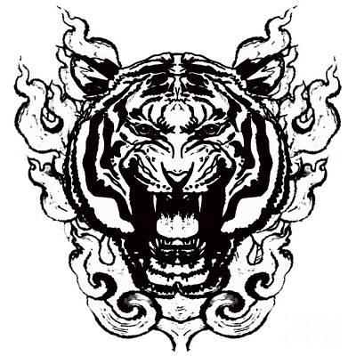 Sacred Tiger Original