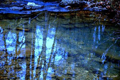 Sacred Water Life Art Print