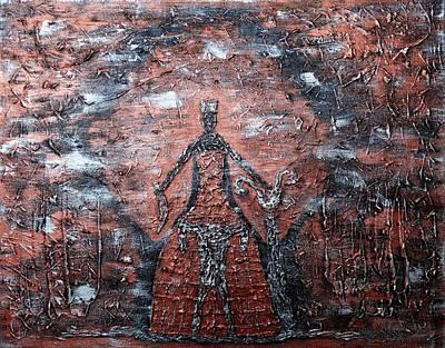 Sacrifice Original by Artsiom Aleksiaichuk