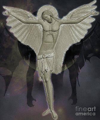 Sacrifice Original by Daniela Constantinescu
