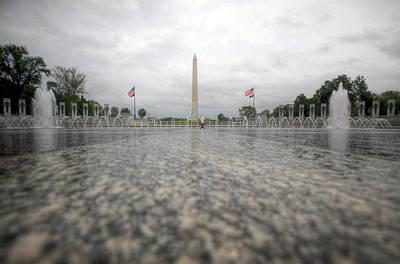 Washington Monument Wall Art - Photograph - Sacrifice by Mitch Cat