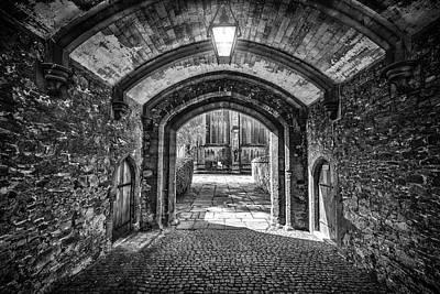 Photograph - Sacrist's Gate by James Billings