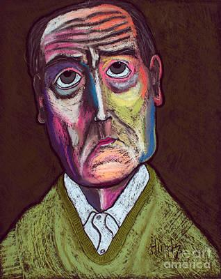 Sad Man Original by David Hinds