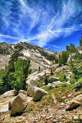 Photograph - Saddlebag Loop Trail View by Patricia Sanders