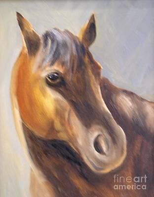 Painting - Sade by Alice Gunter