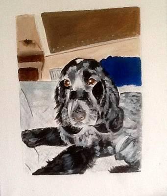 Painting - Sadie by Audrey Pollitt