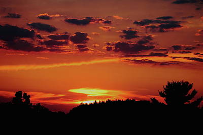 Photograph - Sadie's Sunset by Bruce Patrick Smith