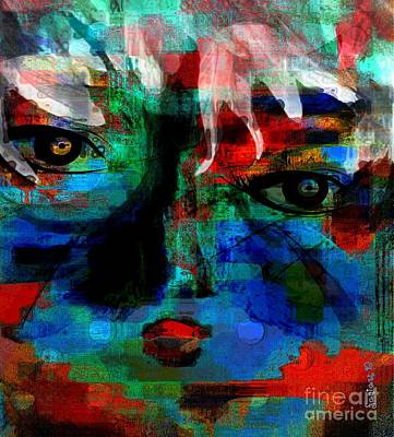 Sadness No More Art Print