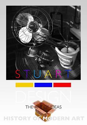 Abstract Photograph - Safari Poster by Charles Stuart