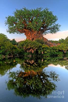 Photograph - Safari Village Tree Of Life by Gary Keesler