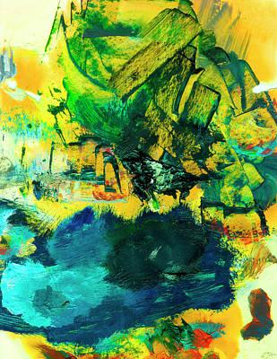 Safe Harbor #305 Art Print by Donald k Hall