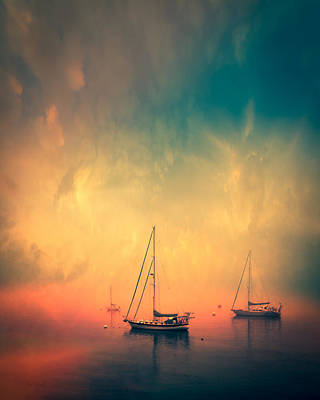 Photograph - Safe Harbor by Bob Orsillo