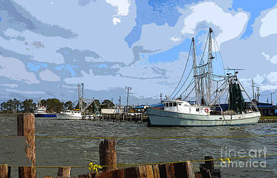 Photograph - Safe Harbor by David Bearden