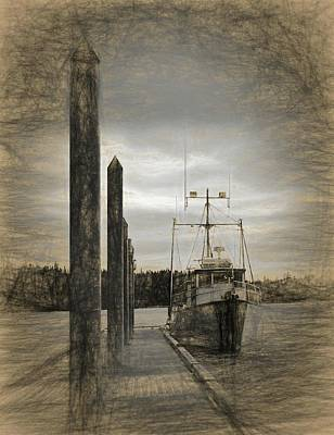 Photograph - Safe Harbor by Susan Stephenson
