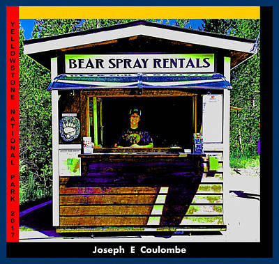 Digital Art - Safety 4 A Price by Joseph Coulombe