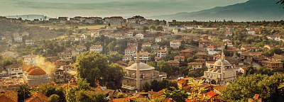 Photograph - Safranbolu, Turkey - City View I by Mark Forte