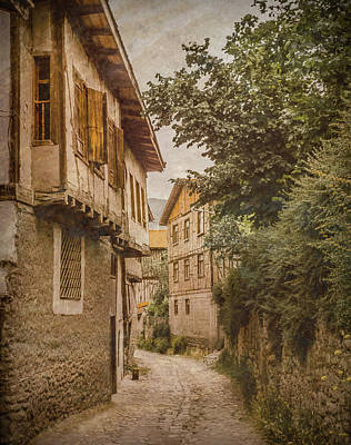 Photograph - Safranbolu, Turkey - Gumush Sokak by Mark Forte