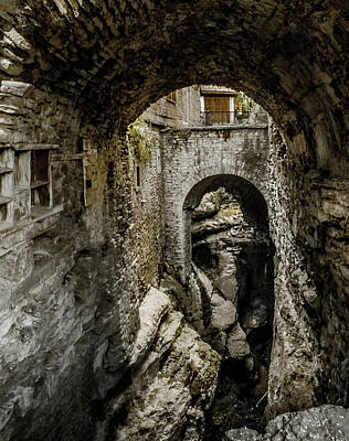 Photograph - Safranbolu, Turkey - Stream by Mark Forte