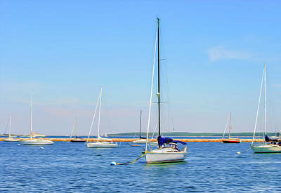 Photograph - Sag Harbor by Keith Armstrong
