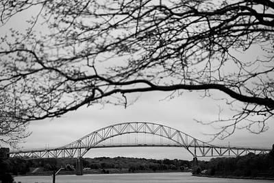 Photograph - Sagamore Bridge by Jennifer Karon