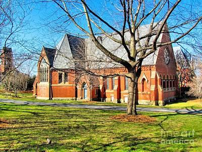 Superhero Ice Pops - Sage Chapel Cornell University by Elizabeth Dow