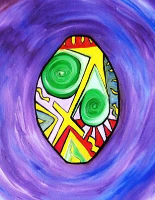 Painting - Sagittarius by Alfredo Dane Llana