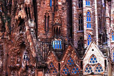 Sagrada Familia 1 Art Print by Robynn Balduf