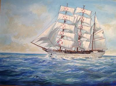 Painting - Sagres by Perrys Fine Art