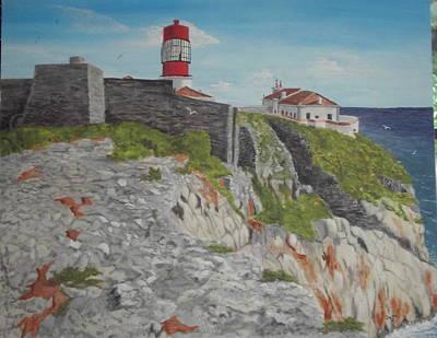 Sagres Portugal Art Print by Hilda and Jose Garrancho