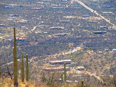 Chris Walter Rock N Roll - Saguaro Views by John Diebolt