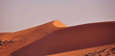 Photograph - Sahara Desert Dune by Allan Rothman