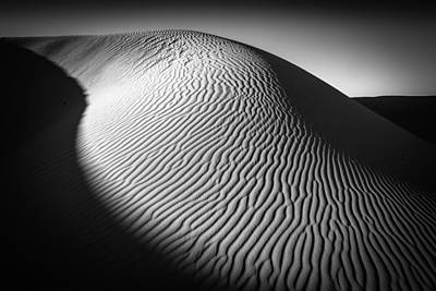Sahara Dune Art Print