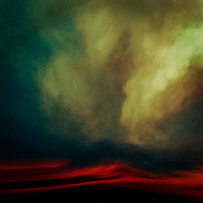 Eternity Digital Art - Sahara Winds by Lonnie Christopher