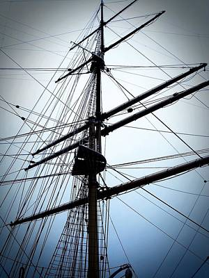 Photograph - Sail 01 by Dora Hathazi Mendes