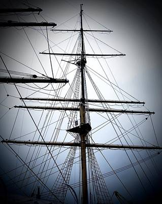 Photograph - Sail 02 by Dora Hathazi Mendes