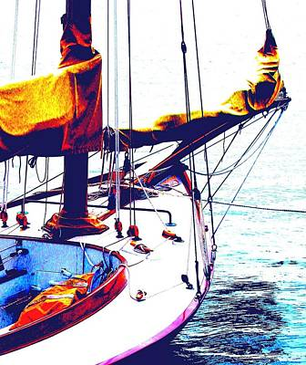 Photograph - Sail Away by Angela Davies