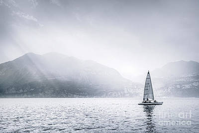Photograph - Sail Away by Evelina Kremsdorf