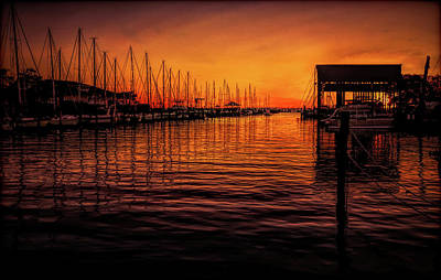 Photograph - Sail Away Hdr by Judy Vincent