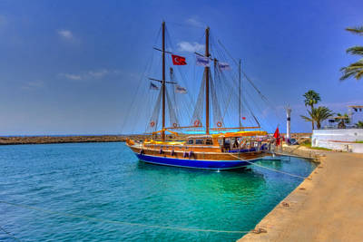 Photograph - Sail Away by Nadia Sanowar