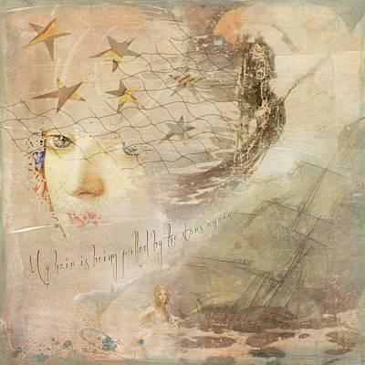 Digital Art - Sail Away by Sue Collura