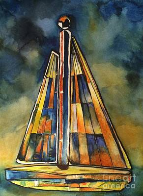 Painting - Sail Away by Terri Thompson