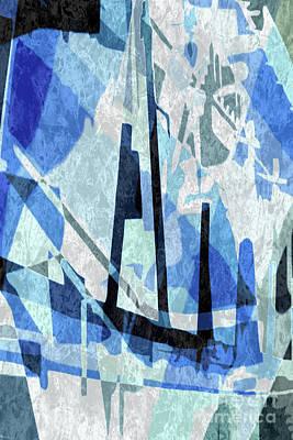 Painting - Sail Away by Tlynn Brentnall