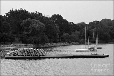 Photograph - Sail Boats by Kenny Glotfelty