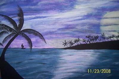 Sail On Art Print by Paula Ferguson