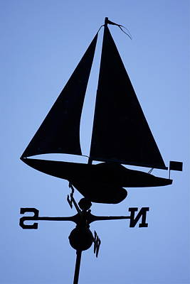 Sail To The Sun Print by Ira Shander